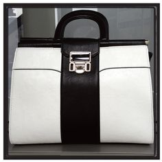 #SpringPreview  so classy very smart for the office or dress down with any of the new monochrome that is in fashion at the moment I love bags