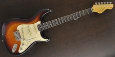 DEAN ZELINSKY / TAGLIARE CUSTOM Vintage Sunburst Rosewood Guitar Free Shipping! δ