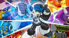 'Mighty No. 9' Finally Gets A Release Date #MightyNo.9, #Gaming, #Tech