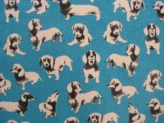 dachshund print