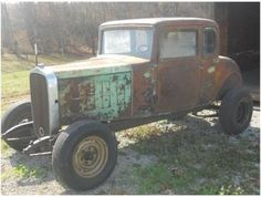 Solid Roller: 1932 Chevrolet 5 Window Coupe - http://barnfinds.com/solid-roller-1932-chevrolet-5-window-coupe/