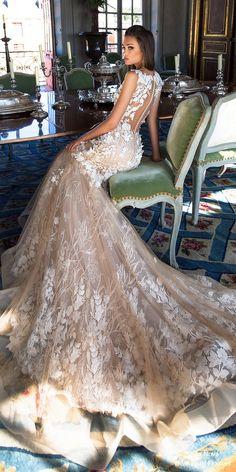 Milla Nova Wedding Dresses 2018 #weddings #dresses #weddingideas #gowns #bridalgowns ❤️ http://www.deerpearlflowers.com/milla-nova-wedding-dresses-2018/