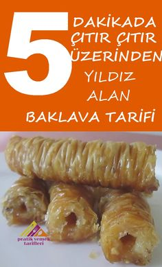 Baklavalık Yufkadan Burma Baklava Tarifi How to make burma baklava from baklava dough? Tzatziki Chicken, Romanian Food, Turkish Delight, Iftar, Turkish Recipes, Summer Salads, Food And Drink, Diet, Cooking