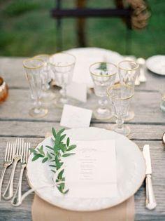 Moje wielkie wiejskie Wesele: Zastawa stołowa na wesele