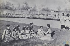 Formerly, there were Girl and Boy Scouts in Afghanistan. In the 50s-60s, such organizations were popular in the USA. The boys and girls of the primary and secondary schools learned about nature, camping and public safety