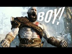God of war part 10 boy stop being a ass (let's play walkthough gameplay) God Of War, Lets Play, Let It Be, Boys, Fictional Characters, Baby Boys, Senior Boys, Fantasy Characters, Sons