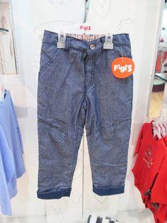 Para todo andar... los pantalones jeans | Figi's