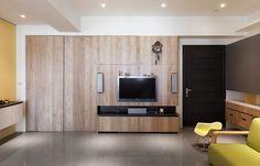 新竹 38 坪開放式木質感居家 - DECOmyplace