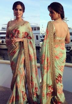 Richa Chadda at Cannes 2015. #Bollywood #Fashion #Style #Beauty #Cannes2015 #Desi