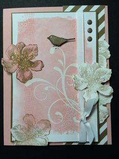 Edna15's Bird by ruby-heartedmom - Cards and Paper Crafts at Splitcoaststampers