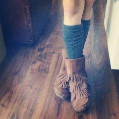 Winter style. Love it.