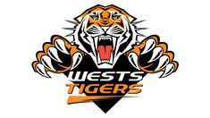 My Rugby League team the Wests Tigers. Australian Rugby League, National Rugby League, Wests Tigers, Tiger Artwork, Tiger Logo, Sports Team Logos, Nature Hd, Logo Sticker, Football Team