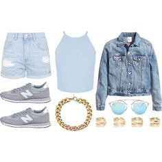 A fashion look from September 2015 featuring Miss Selfridge tops, H&M jackets and Topshop shorts. Browse and shop related looks.