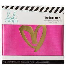 Heidi Swapp Instalove Mini Photo Album, Bright Heart