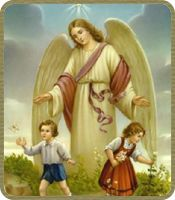 October 2nd is the Feast of the Guardian Angels.