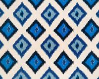 This White ground Lt. Blue and Medium Blue print/fabric is available at http://www.fashioncomeshomeny.com. At Fashion Comes Home we offer, Custom Home Décor; Pillows, Bedd ing, Drapery, Table Décor, Pet Beds, fabric by the yard and our exclusive E-Z Throw travel beds. Tell us what you think of this print or maybe we can help you, are looking for a certain type of print, let us help you find it for your next home decorating project. We would love to hear from you, please leave a comment…