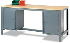 Storage Design Limited - Warehouse Environment - Standard Workbenches - Heavy Duty Workbenches - Heavy Duty Workbench Kit