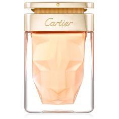 CARTIER La Panthère (EDP, 30ml – 75ml) (185 BGN) ❤ liked on Polyvore featuring beauty products, fragrance, perfume, beauté, beauty, makeup, edp perfume, eau de perfume, eau de parfum perfume and cartier perfume