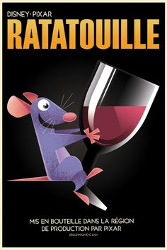 Ratatouille, first movie with my little boy...