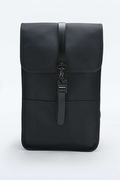 Rains Backpack in Black