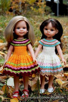 KasatkaDollsFashions: Кукла Клеопатра от Паола Рейна (Cleopatra Stratan Paola Reina 32 cm)