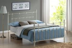 Time Living Omero Metal Bed
