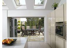 Velux kitchen extension windows