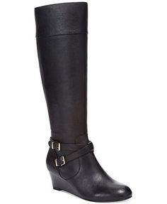 Giani Bernini Kalie Wedge Boots