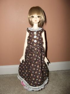 MSD BJD Dress