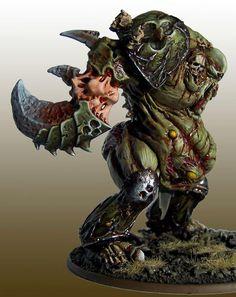 Daemon Prince, Nurgle