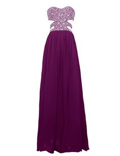 Dresstells® Sweetheart Prom Dress with Beads Long Chiffon Dress for Women Grape Size 8 Dresstells http://www.amazon.com/dp/B00QQ0TC48/ref=cm_sw_r_pi_dp_kdSpvb11TQ36J