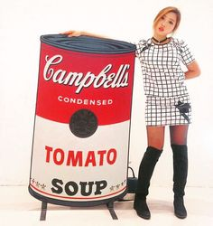 "Minzy: """"Art is anything you can get away with"" #andywarhol"""