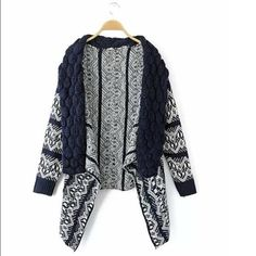 Beautiful Winter Cardigan Brand new Sweaters Cardigans