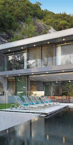VILLA AMANZI VILLA A PHUKET PHUKET/THAILAND/2010 Original Vision Principal Architect