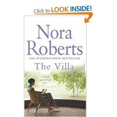 I love Nora Roberts books, romance, intrigue, just a great read. This book is great, well worth reading.