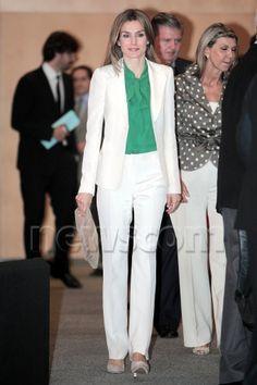 """La princesa de Asturias clausura el Congreso bienal de la """"European Association for Cancer Research"""""""""""