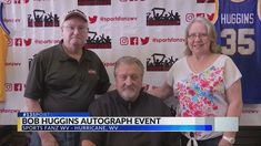 WVU's Bob Huggins Holds Autograph Event in Hurricane Hold On, Bob, Sports, Hs Sports, Bucket Hat, Naruto Sad, Sport, Exercise, Bobs