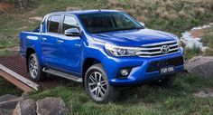 2016 Toyota Hilux Debuts With New 177HP Diesel [33 Photos & Videos]