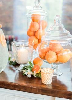Orange decor | Rachel May