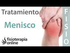 Tratamiento de una lesión de menisco en la rodilla - YouTube
