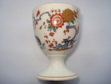 VINTAGE ROYAL WORCESTER OLD BOW C1768 PATTERN BONE CHINA EGG CUP