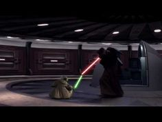 Every lightsaber battle super cut. If you have seen all Star Wars you are good to go.