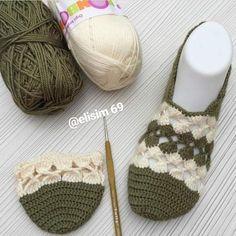 Crochet Boat, Col Crochet, Crochet Baby Dress Pattern, Crochet Lace Edging, Baby Knitting Patterns, Crochet Patterns, Kids Crochet, Diy Crochet Slippers, Crochet Baby Booties