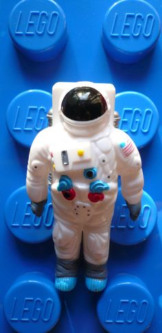 Space made of Lego