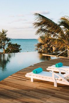 """There are plenty of places to relax in Paradise: the """"Garden of Eden,"""" thatch-roofed """"Love Nests,"""" and around the infinity pool which looks out on the ocean. Paradise Cove Boutique Hotel (Mauritius) - Jetsetter"""