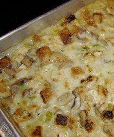 Creamy chicken casserole recipe - National easy meals | Examiner.com
