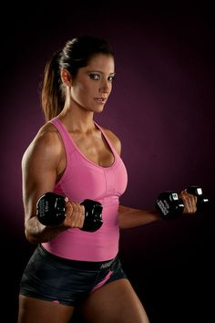WorkoutTrainer.com Article - Pump up your workout with Lisa Robins: Strong is the new Skinny!