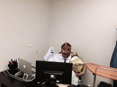 Halloween Customs at office 2014
