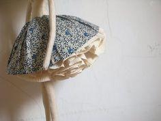 best doll skirt. I love Evangelione's work. Love.