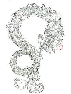 quetzalcoatl | Imagenes : dibujos de quetzalcoatl